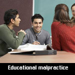 Educational malpractice: Faculty beware